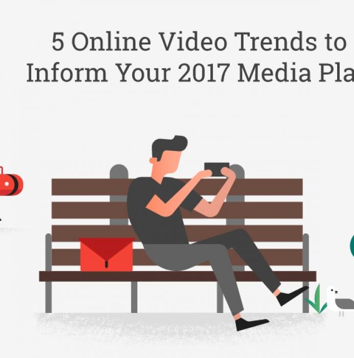 เผย 5 เทรนด์วีดีโอออนไลน์ เตรียมปรับแผนธุรกิจพร้อมรับปี 2017
